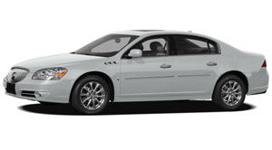 buick lucerne CXL 1SA Package