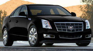 cadillac cts 3.6 L 1SF Package