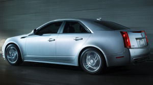 cadillac cts 3.0L 1SB Package