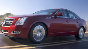 cadillac cts 3.0L 1SD Package