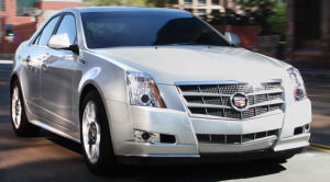 cadillac cts 3.0L 1SF Package