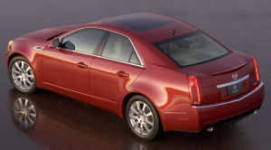 cadillac cts 3.6L Groupe 1SF