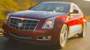 cadillac cts 3.6L 1SH Package