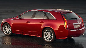 cadillac cts 3.0 L Groupe 1SD