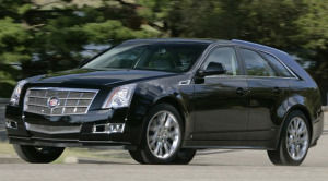 cadillac cts 3.6 L Groupe 1SF
