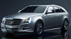 cadillac cts 3.0 L 1SB Package