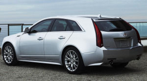 cadillac cts 3.0 L Groupe 1SF