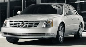 cadillac dts 1SA Package