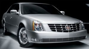 cadillac dts Groupe 1SD