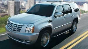 cadillac escalade 1SB Package