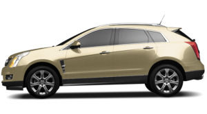 cadillac srx Luxury and Performance