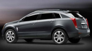 cadillac srx 1SA Package