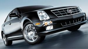 cadillac sts V6 1SA Package