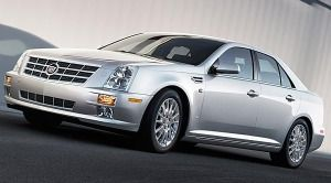 cadillac sts V6 1SB Package