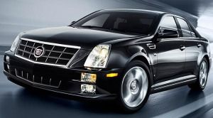 cadillac sts V6 1SC Package