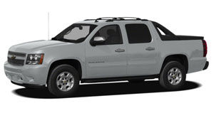 chevrolet avalanche LS