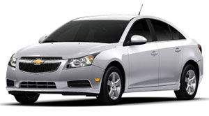 chevrolet cruze LTZ Turbo