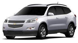 chevrolet traverse 1LS