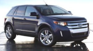 edgeawd5dr limited - 2011 Ford Edge Limited Awd