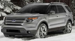 ford explorer Limited V6 4WD
