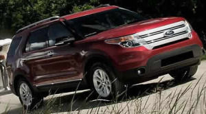 ford explorer XLT V6 4WD
