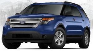 ford explorer Base V6 FWD