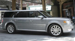 ford flex Limited with EcoBost