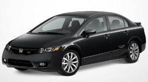 civicsedan4dr si - 2011 Honda Civic Si Sedan