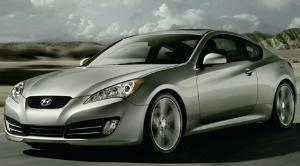 Hyundai Genesis 2.0T