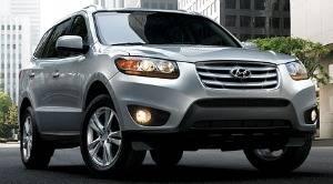 Hyundai Santa Fe 3.5 GL