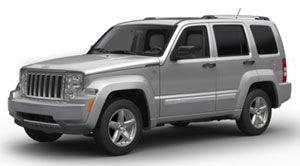 jeep liberty North Edition