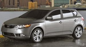 kia forte5 SX Luxury