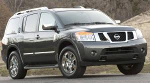 Great Nissan Armada Platinum