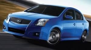 Nissan Sentra SE R SPEC V