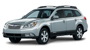 subaru outback 2.5i Limited Package
