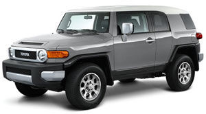 Technical Specifications: 2011 Toyota FJ Cruiser