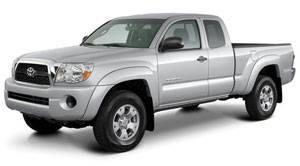 tacoma4wd2dr accesscab - 2011 Toyota Tacoma