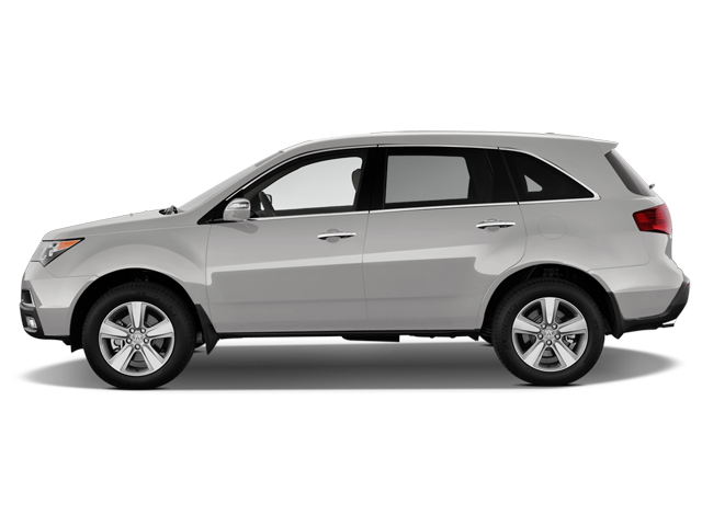 acura mdx SH-AWD TECH