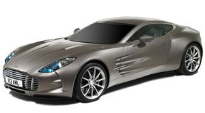 aston-martin one-77 Base