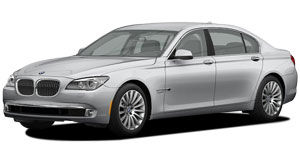 bmw 7-series 750Li xDrive