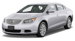 buick lacrosse AWD Luxury/Driver Confidence