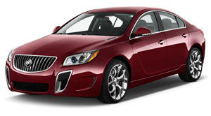 buick regal Canadian Comfort Package 1SH