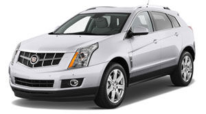 cadillac srx Groupe luxe haute performance