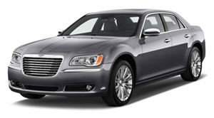 chrysler 300 C AWD