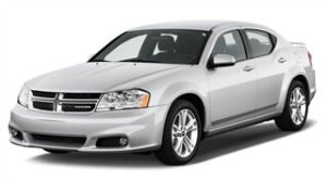 dodge avenger SXT Plus