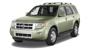 ford escape Limited TA