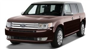 ford flex Limited with EcoBoost