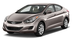 hyundai elantra Limited with Navigation