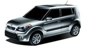 kia soul 2.0 L 4u Luxury