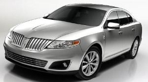 lincoln mks AWD EcoBoost